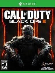Игра для игровой консоли Xbox One, Call of Duty: Black Ops III (БУ)