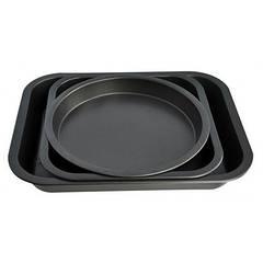 Набор форм для выпечки Stenson MH-0413 Черный (gr006857)