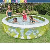 Intex 57182 (229 x 56 см.) Детский надувной бассейн