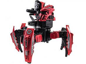 Робот-паук р/у Keye Space Warrior + ракеты/диски/лазер Красный (2711487815817)