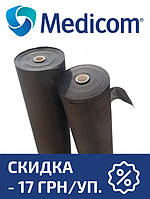 Одноразовая простынь в рулоне черная MEDICOM Economy 20г/м.кв 60 х 100 10 УП, фото 1