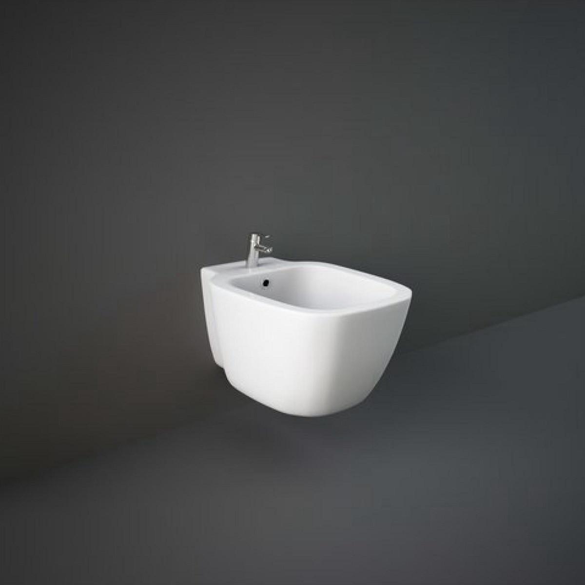 Биде подвесное RAK Ceramics One EL08AWHA