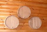 Срез (торец) бочки декоративный (Ø от 91 до 100 см.), фото 4