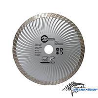 Диск отрезной Turbo, алмазный 115мм, 16-18%