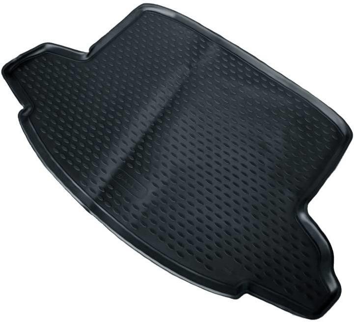 Коврик в багажник Honda CR-V, 2017->, кросс., нижний, без сабвуфера, 1 шт. (полиуретан)  ELEMENT1839N13
