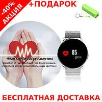 Наручные часы Smart M9 фитнес трекер Original size + powerbank 2600 mAh, фото 1