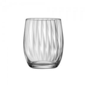 Набір склянок Bohemia Waterfall 25180/00000/300 (6 шт, 300 мл)