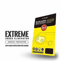 Защитная пленка для объектива камеры для iPhone X/XS/XS Max, прозрачная, Extreme Shock Eliminator Camera Lens Protector, X-One
