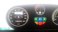 Шкалы приборов Vanguard YB150T, фото 1