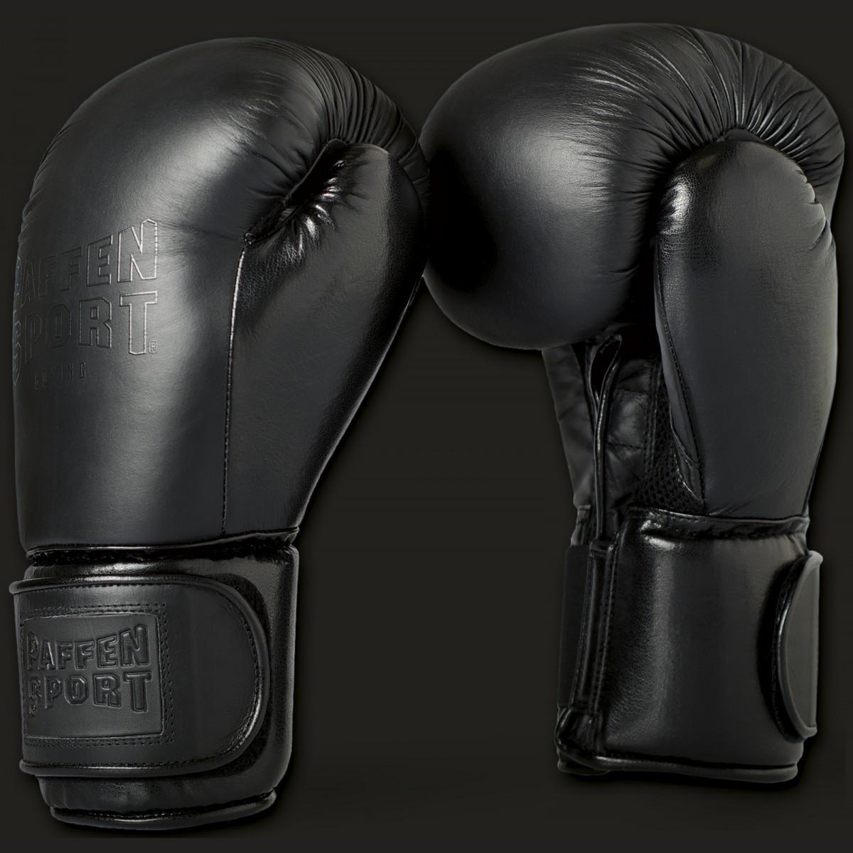 Перчатки Paffen Sport BLACK LOGO