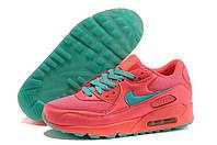 Кроссовки женские Nike Air Max 90 (найк аир макс 90) розовые
