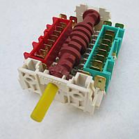 Переключатель 11HE-035 на электроплиту 10-ти позиционный