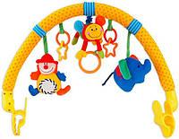Дуга на коляску Клоун  Baby Mix TE-8215-94
