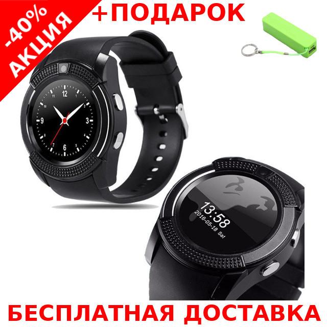 Наручные часы Smart V8 Умные часы - фитнес трекер Original + powerbank 2600 mAh