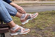 Женские кроссовки Atomio Lardini натуральная замша., фото 10