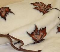Одеяло шерстяное одностороннее, Евро Двуспальное