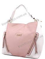 Женская сумка 7278 pink-white