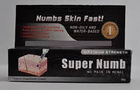 Крем-анестетик Super Numb, 30гр