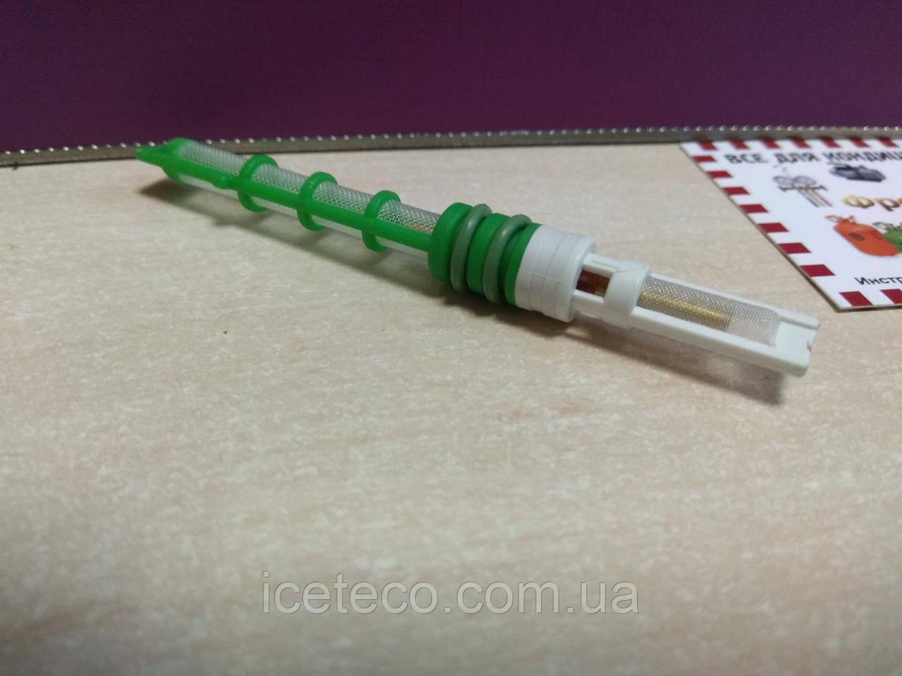 Расширительная (дроссельная) трубка Вентури - Зелёная 0,052 Gamela 61524