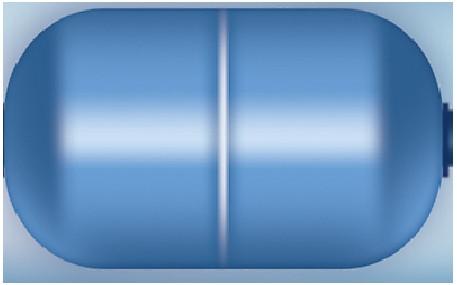 Накопительный бак водонагревателя Willer EH20R Edge+