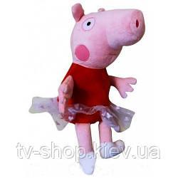 Игрушка Свинка Пеппа балерина,40 см