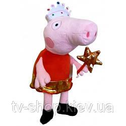 Игрушка Свинка Пеппа принцесса,41 см
