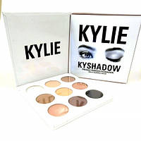 Набор теней KYLIE The Bronze Palette 9 цветов #B/E