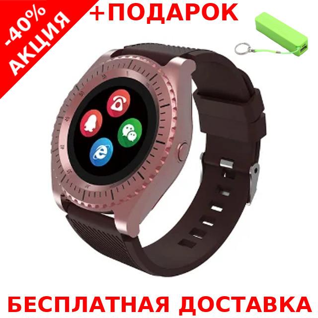 Наручные часы Smart Z3 Умные часы - фитнес трекер Original size + powerbank 2600 mAh
