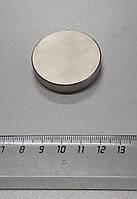 Неодимовый магнит D40х8mm N38