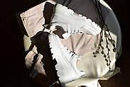 Женские кроссовки Dragani с высокой подошвой, натуральная кожа, фото 7