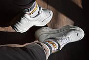 Женские кроссовки, Dragani эксклюзив с натуральной кожи, фото 5