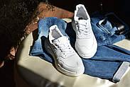 Женские кроссовки, Dragani эксклюзив с натуральной кожи, фото 8