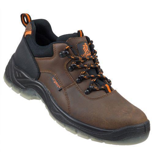 Защитная 220 S3 обувь с металлическим носком, антипрокольная пятка  Urgent (POLAND)