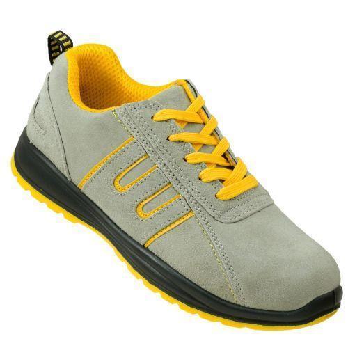 Обувь 219 S1 защитная  с металлическим носком, закрытой пяткой, антистатические.  Urgent (POLAND)