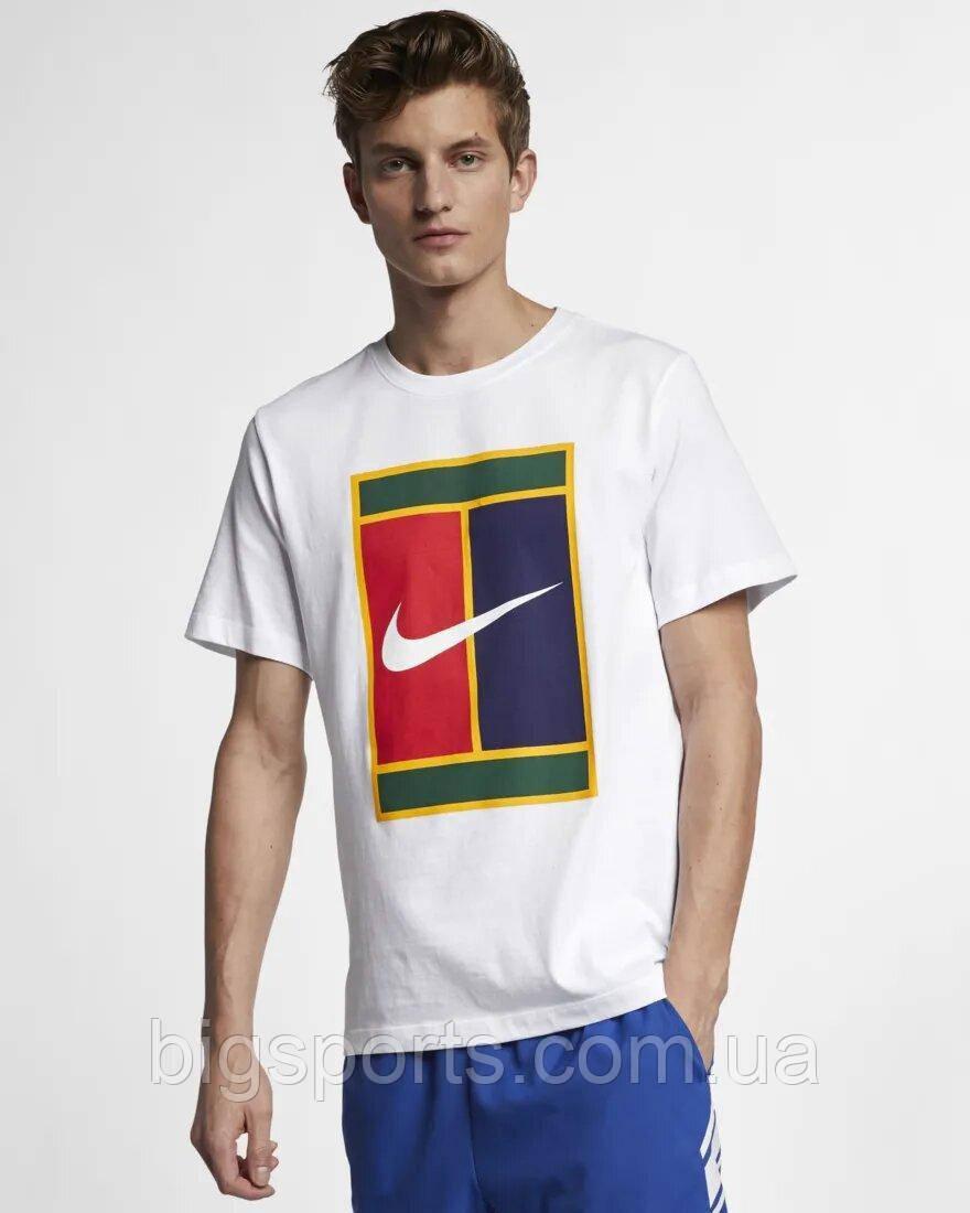 Футболка муж. Nike M Nkct Tee Heritage Logo (арт. BV5775-100)