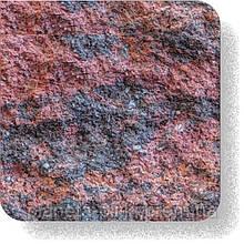 Фасадний камінь кутовий 225х100х65, гранат, Авеню