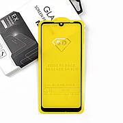 Защитное стекло Full Cover 2.5D Premium Xiaomi Redmi Note 7 pro Black