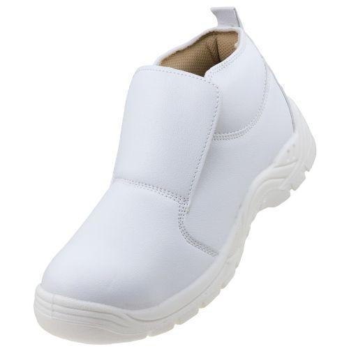 Водонепроницаемый ботинок 151 S2 с металлическим носком,антистатические, белого цвета. URGENT.