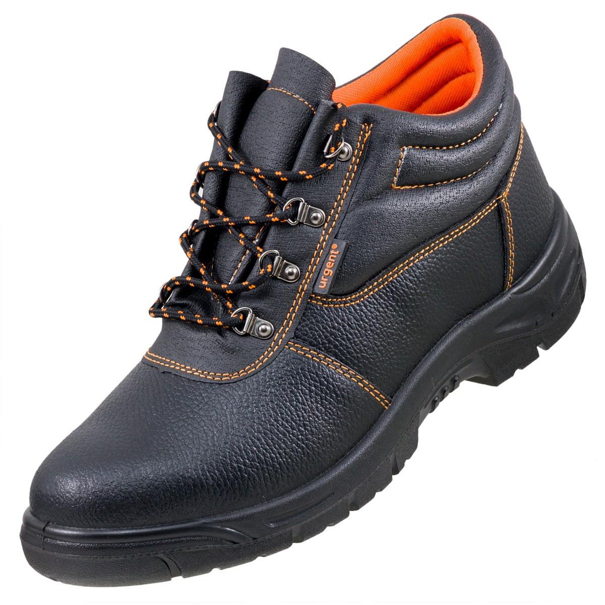Ботинки 101 SB MAX с металлическим носком,антистатические, большие размеры URGENT (POLAND)
