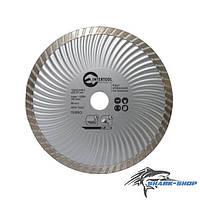 Диск отрезной Turbo, алмазный 125мм, 16-18%