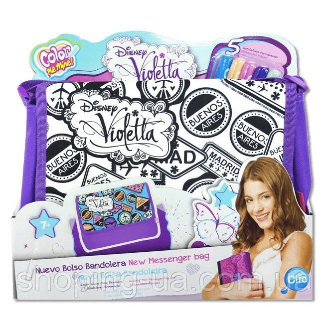 """Детская сумочка """"Разрисуй меня"""" Violetta Simba 6370457"""