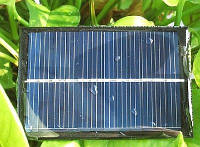 Солнечная панель 0,6 Вт Solar Солнечная Батарея