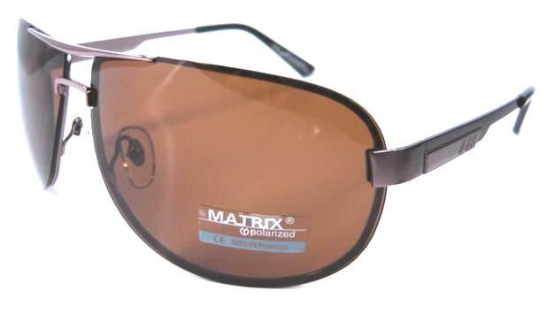Очки Matrix Polarized 08377 brown