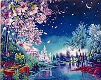 Картина по номерам «Волшебная ночь» (40*50 см) , фото 1