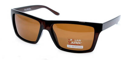 Очки Matrix Polarized FU017 brown