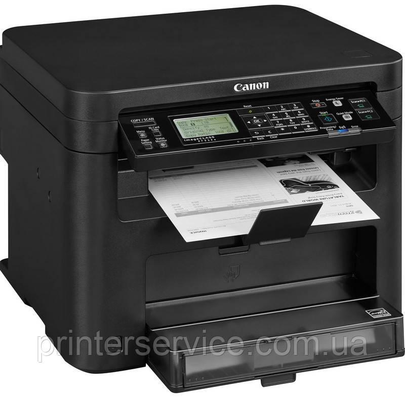 Canon i-SENSYS MF212w, компактное монохромное МФУ А4 c Ethernet и Wi-Fi