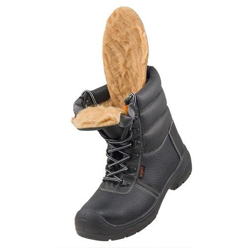 Обувь  зимняя 112 SB с  металлическим носком. URGENT