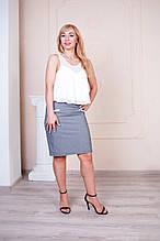Летняя стильная юбка