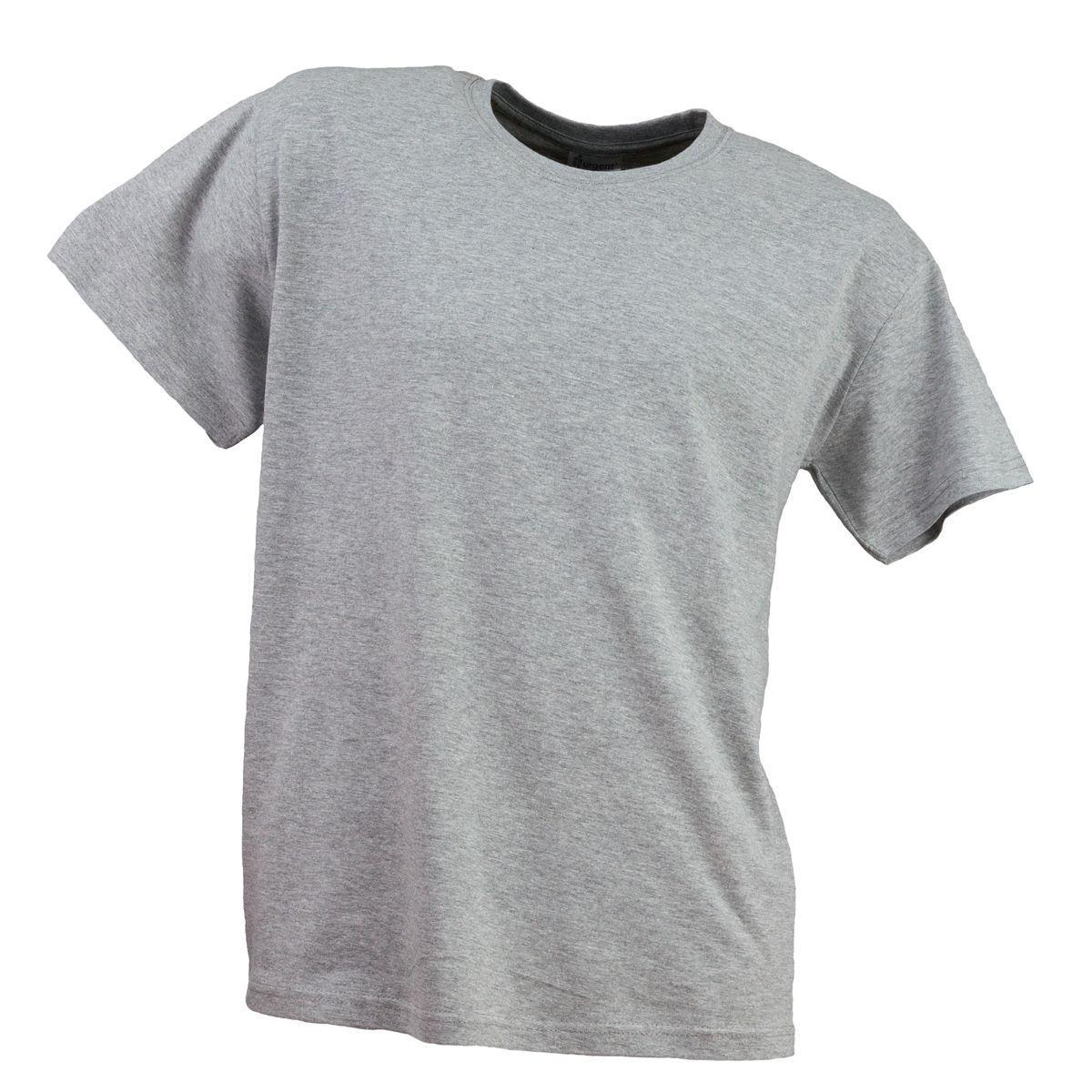 Футболка T-SHIRT MĘSKI POMARAŃCZ 180g плотностью 180g, серого цвета.  Urgent (POLAND) S