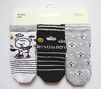 Носки детские для мальчика (6-12,12-18 мес.) Katamino